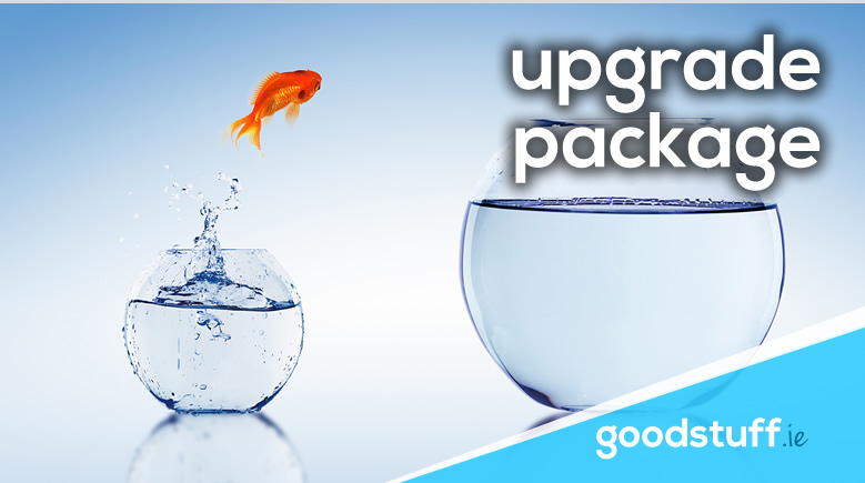 Website Upgrade Package